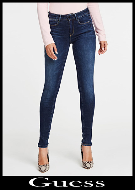 New arrivals Guess denim 2020 for women 1