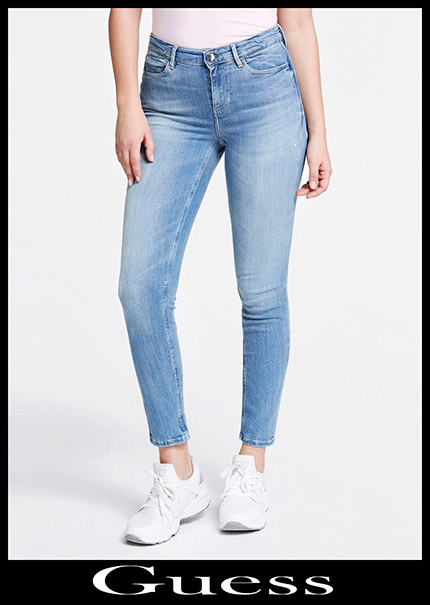 New arrivals Guess denim 2020 for women 11