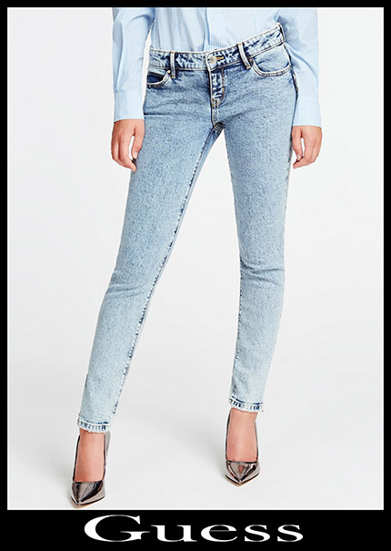 New arrivals Guess denim 2020 for women 14