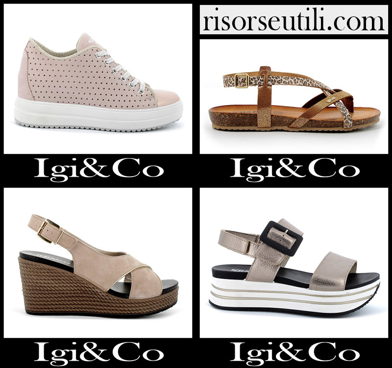 New arrivals IgiCo shoes 2020 for women