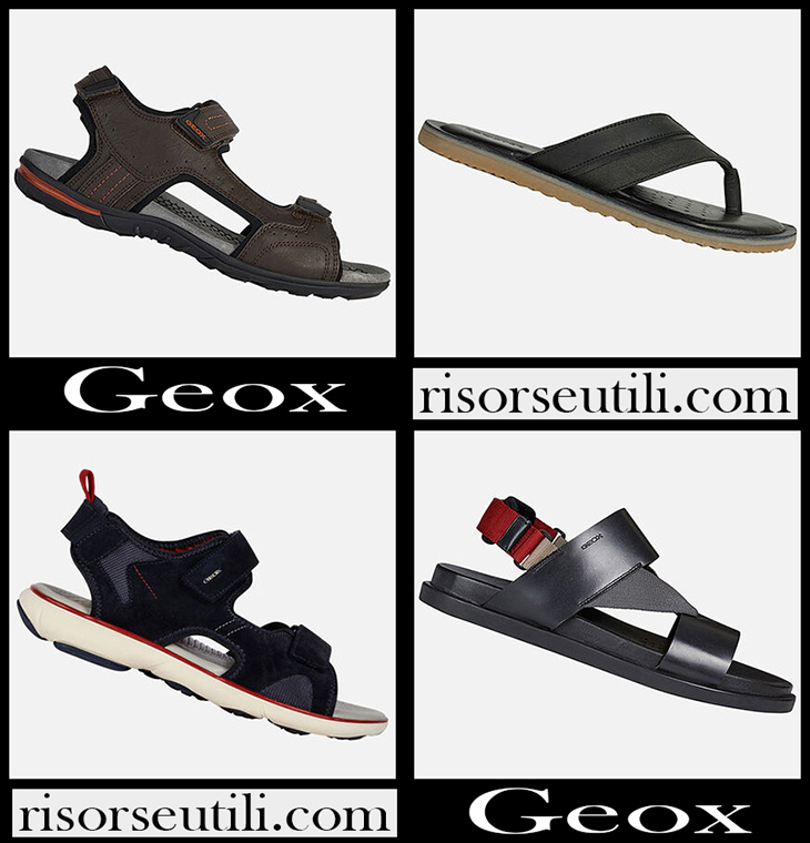 Sandals Geox shoes 2020 new arrivals for men
