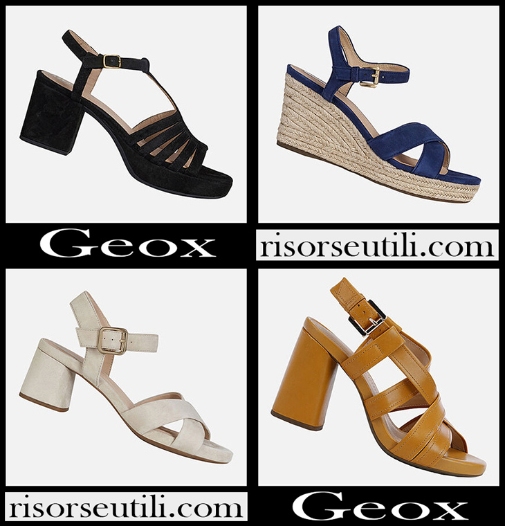 Sandals Geox shoes 2020 new arrivals for women