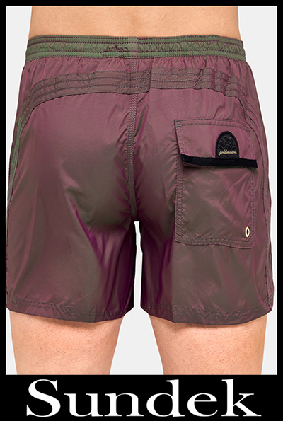 Sundek boardshorts 2020 accessories mens swimwear 1