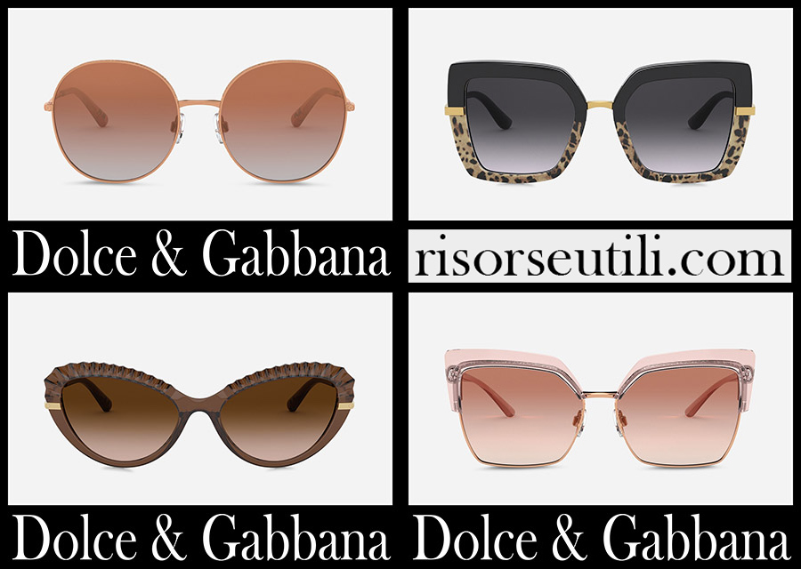 Sunglasses Dolce Gabbana accessories 2020 for women