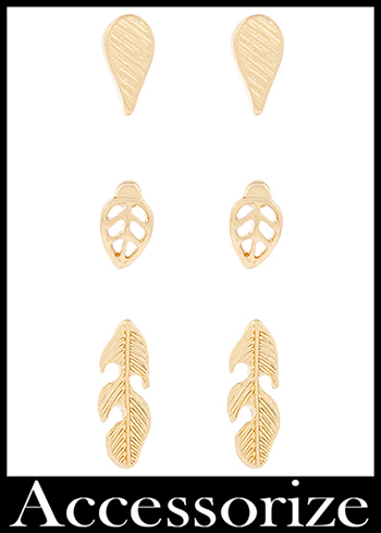 Accessorize earrings 2020 new arrivals accessories 25