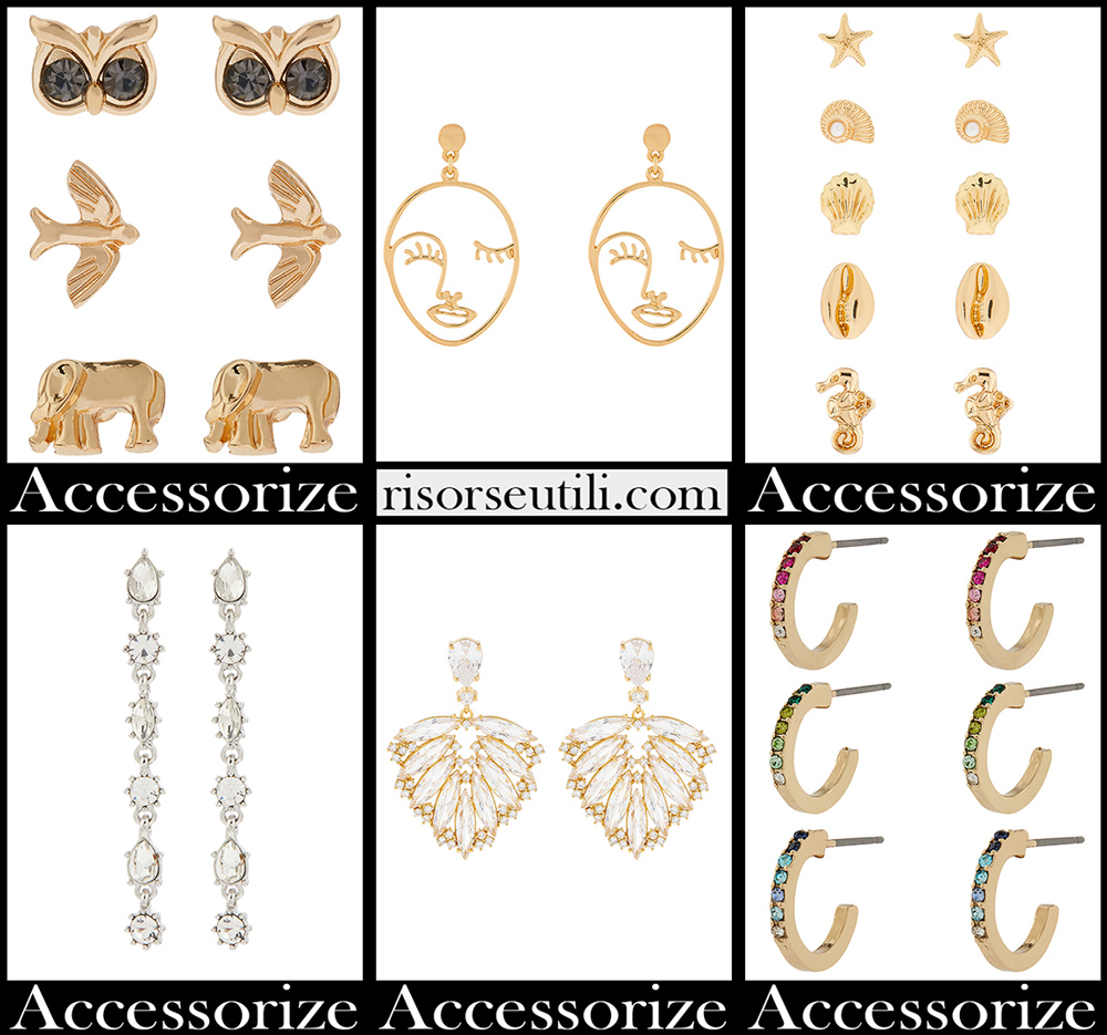 Accessorize earrings 2020 new arrivals accessories