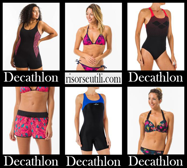 Decathlon bikinis 2020 accessories womens swimwear
