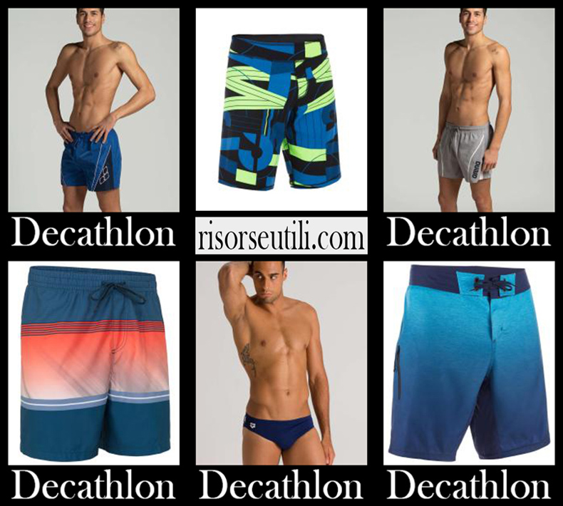 Decathlon boardshorts 2020 mens swimwear