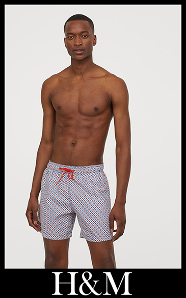 HM boardshorts 2020 accessories mens swimwear 14