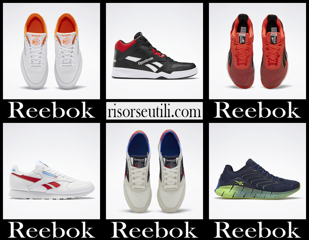 Reebok sneakers 2020 new arrivals mens shoes