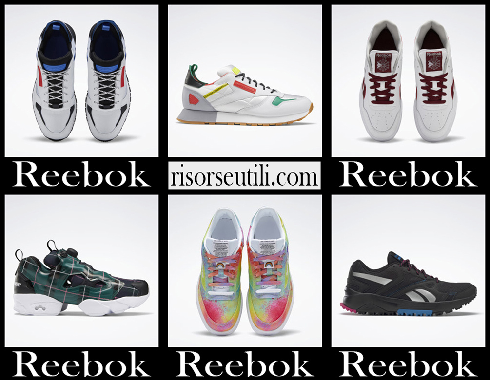 Reebok sneakers 2020 new arrivals womens shoes