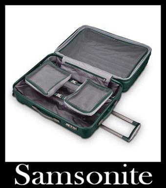 Samsonite suitcases 2020 new arrivals travel bags 10