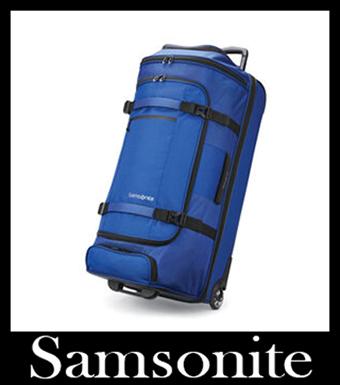 Samsonite suitcases 2020 new arrivals travel bags 13