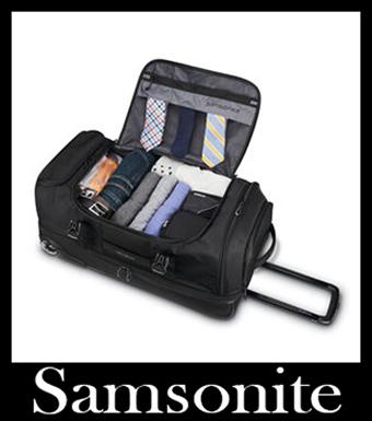 Samsonite suitcases 2020 new arrivals travel bags 15