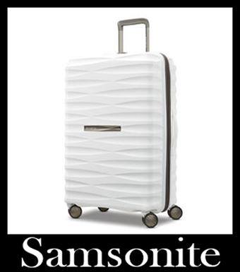 Samsonite suitcases 2020 new arrivals travel bags 16