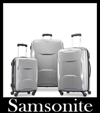 Samsonite suitcases 2020 new arrivals travel bags 2