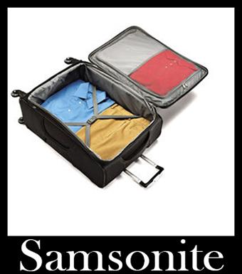 Samsonite suitcases 2020 new arrivals travel bags 27