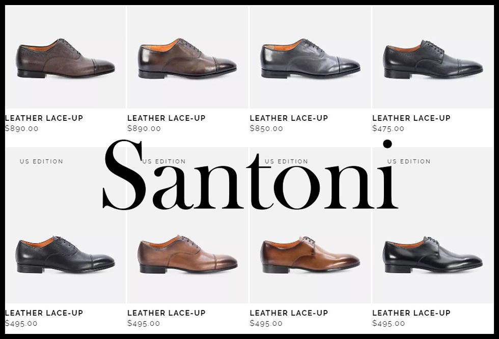 Santoni shoes 2020 new arrivals mens footwear 6