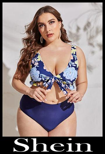 Shein Curvy 2020 bikinis plus size swimwear summer 16