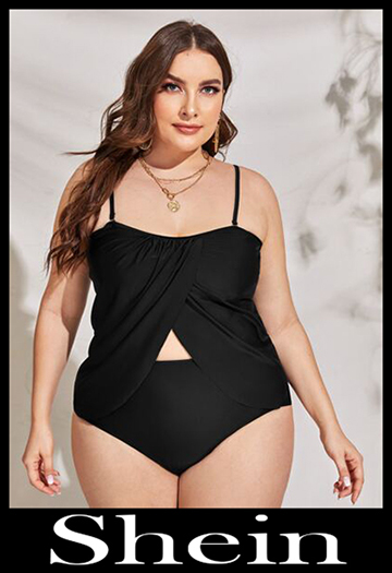 Shein Curvy 2020 bikinis plus size swimwear summer 19