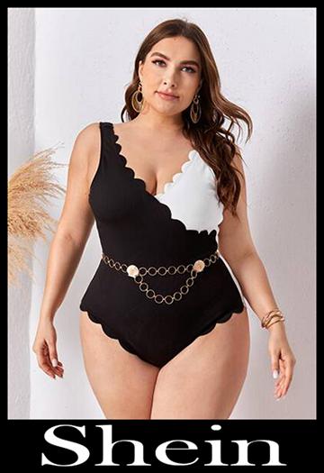 Shein Curvy 2020 bikinis plus size swimwear summer 5