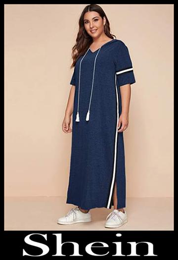 Shein Curvy dresses 2020 plus size womens clothing 10