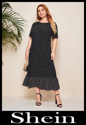 Shein Curvy dresses 2020 plus size womens clothing 11