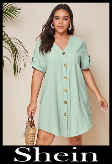 Shein Curvy dresses 2020 plus size womens clothing 14