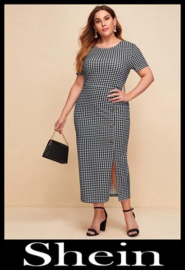 Shein Curvy dresses 2020 plus size womens clothing 15