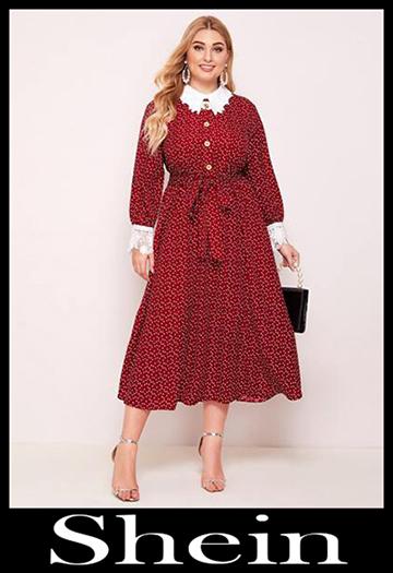 Shein Curvy dresses 2020 plus size womens clothing 16