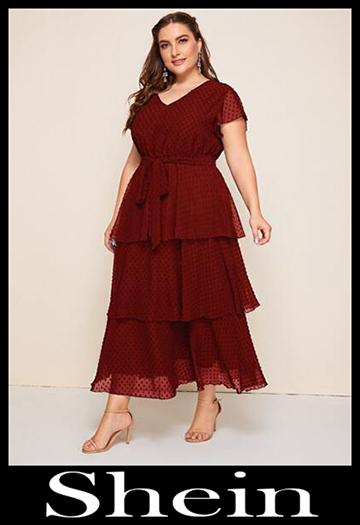 Shein Curvy dresses 2020 plus size womens clothing 18