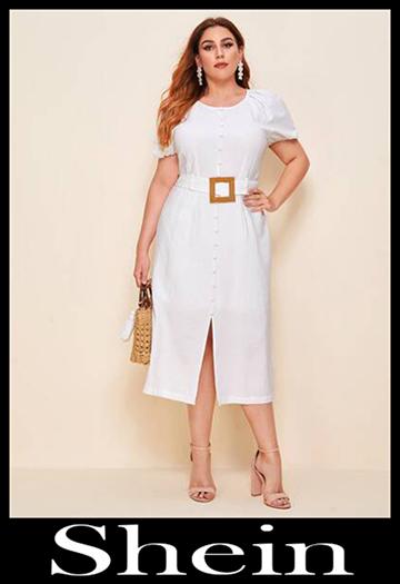 Shein Curvy dresses 2020 plus size womens clothing 19