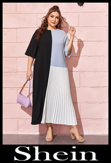 Shein Curvy dresses 2020 plus size womens clothing 22