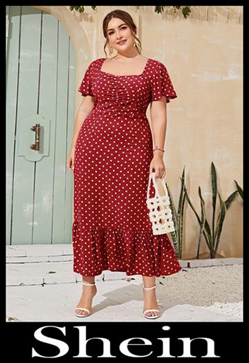 Shein Curvy dresses 2020 plus size womens clothing 25