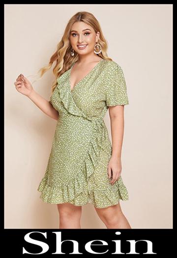 Shein Curvy dresses 2020 plus size womens clothing 3