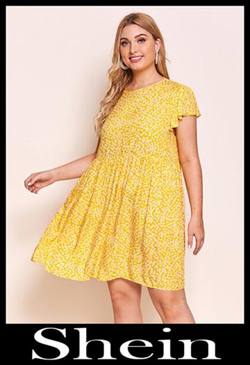 Shein Curvy dresses 2020 plus size womens clothing 4