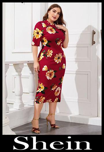 Shein Curvy dresses 2020 plus size womens clothing 5