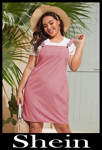 Shein Curvy dresses 2020 plus size womens clothing 7