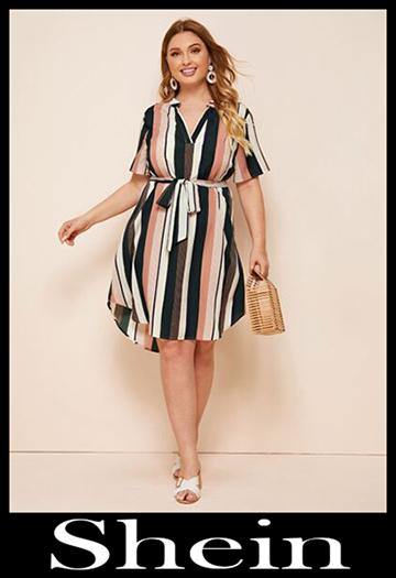 Shein Curvy dresses 2020 plus size womens clothing 8