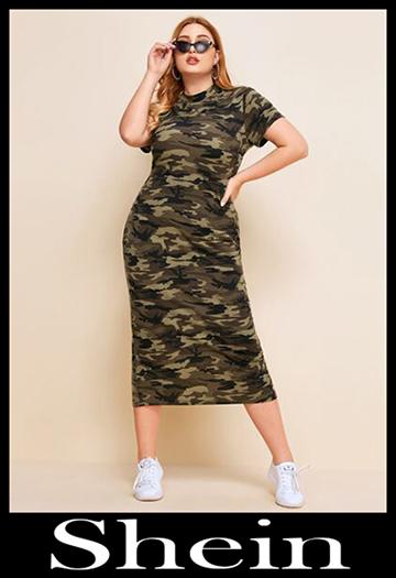 Shein Curvy dresses 2020 plus size womens clothing 9