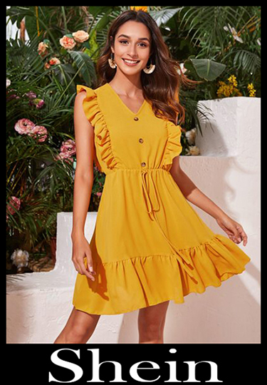 Shein dresses 2020 new arrivals womens clothing 19