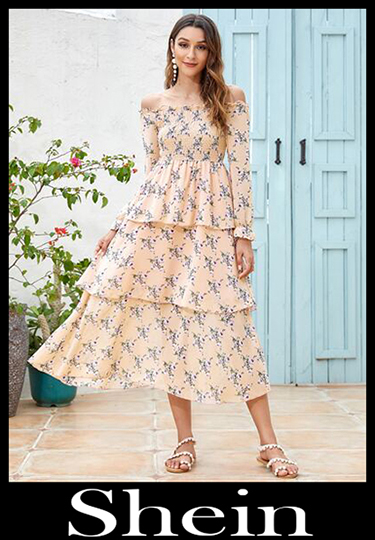 Shein dresses 2020 new arrivals womens clothing 21