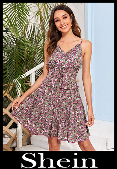 Shein dresses 2020 new arrivals womens clothing 23