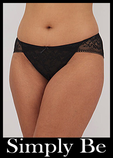 Simply Be Curvy underwear 2020 womens plus size clothing 1
