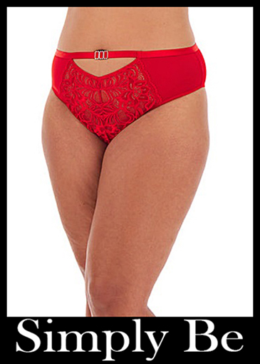 Simply Be Curvy underwear 2020 womens plus size clothing 19