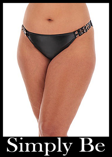 Simply Be Curvy underwear 2020 womens plus size clothing 25