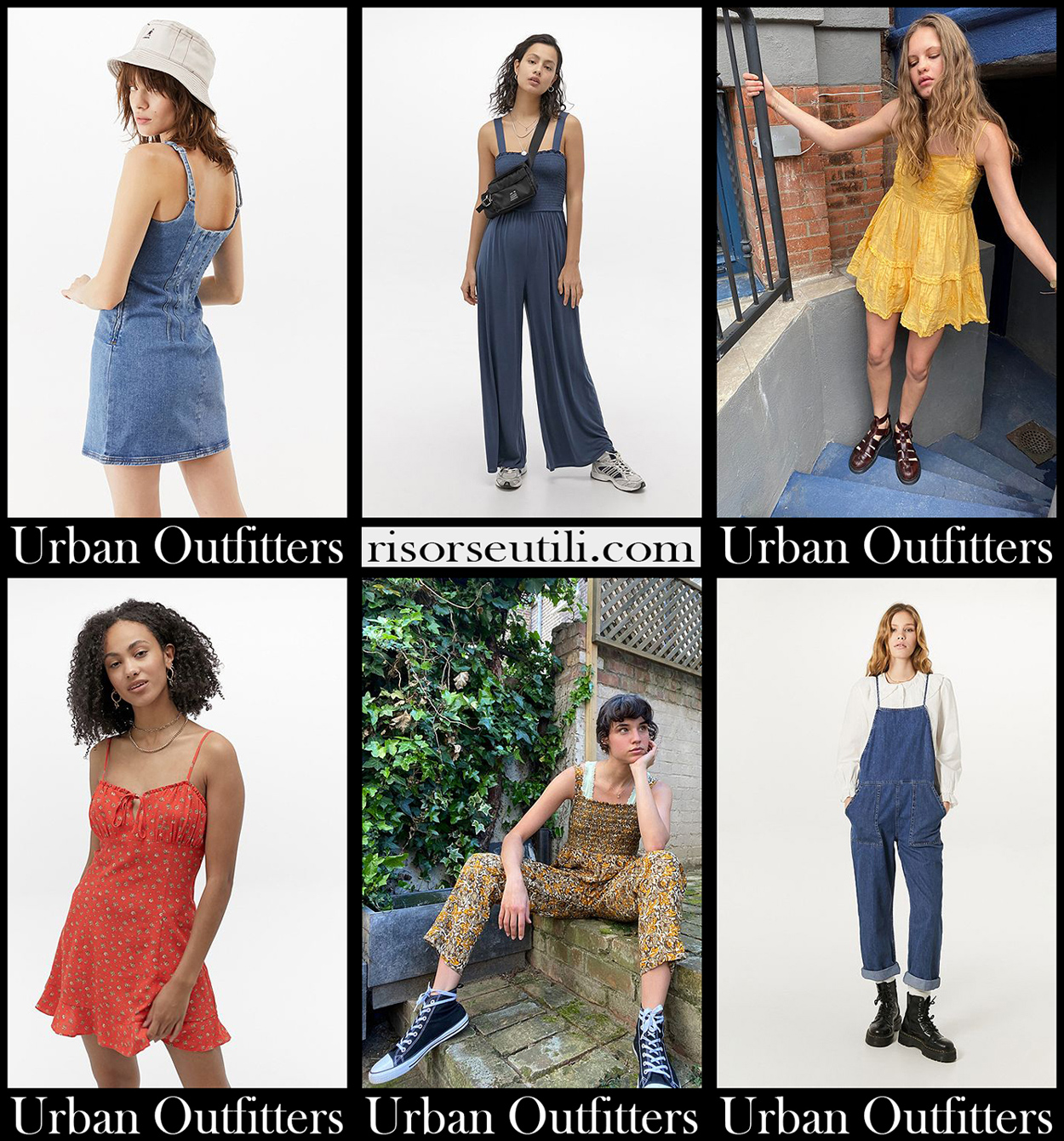 Urban Outfitters dresses 2020 new arrivals womens clothing